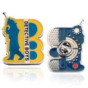 Detective Conan funny small accessories, brooch, necklace. - Adilsons