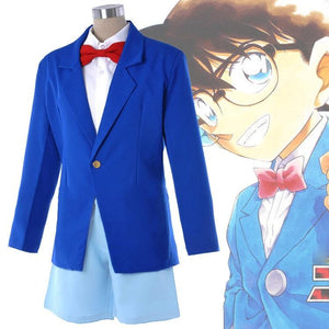 Detective Conan high-quality costume. - Adilsons