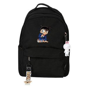 Detective Conan is a quality and stylish backpack. - Adilsons