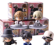 Detective Conan mini PVC action figures 5pcs/set. - Adilsons