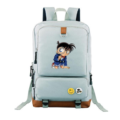 Detective Conan school backpack. - Adilsons