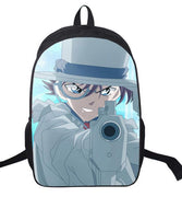 Detective Conan school orthopedic backpack. - Adilsons