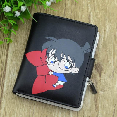 Detective Conan short and spacious wallet. - Adilsons