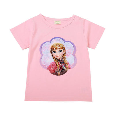 Disney Princess children's T-Shirt. - Adilsons
