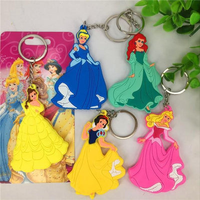 Disney Princess double sided keychain. - Adilsons