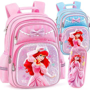 Disney Princess quality backpack. - Adilsons