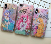 Disney Princesses amazing phone case for iPhone. - Adilsons