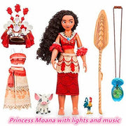 Disney Princesses Moana action figure. - Adilsons
