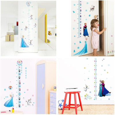 Disney Princesses wall stickers for kids rooms. - Adilsons
