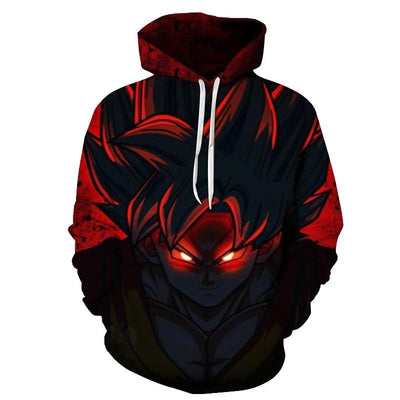 Dragon Ball 3D printed Hoodies - Adilsons