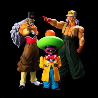 Dragon Ball: Dr Gero Figurine and others - Adilsons