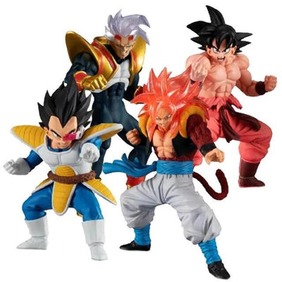 Dragon Ball figure 4pcs/Set. - Adilsons