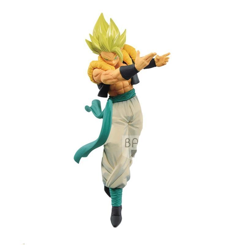Dragon Ball: Gogeta SSJ Figurine - Adilsons