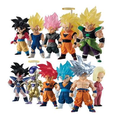 Dragon Ball Super an original collection of quality figures. - Adilsons