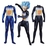 Dragon Ball Super full body spandex cosplay - Adilsons