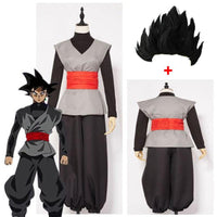 Dragon Ball Super Goku Black Cosplay - Adilsons