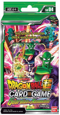 Dragon Ball Super JCC Starter 4 The Guardian Namekians - Adilsons