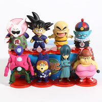 Dragon Ball Super Son Goku figures toys 8pcs/set. - Adilsons