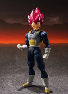 Dragon Ball Super Vegeta SSB & SSR figurine - Adilsons