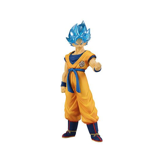 Dragon Ball Super Vegeta SSJG Figurine - Adilsons