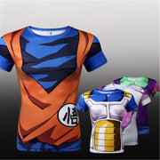 Dragon Ball t-shirt quality and cool. - Adilsons
