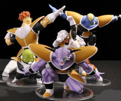 Dragon Ball Z Ginyu Force Figurine - Adilsons
