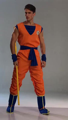 Dragon Ball Z Goku Cosplay - Adilsons