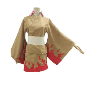 Dress Naruto Anime from a pleasant material, stylish color. - Adilsons