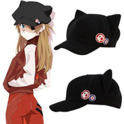 Evangelion cosplay cat ear hat. - Adilsons