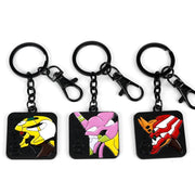 Evangelion stylish keychain, necklace. - Adilsons