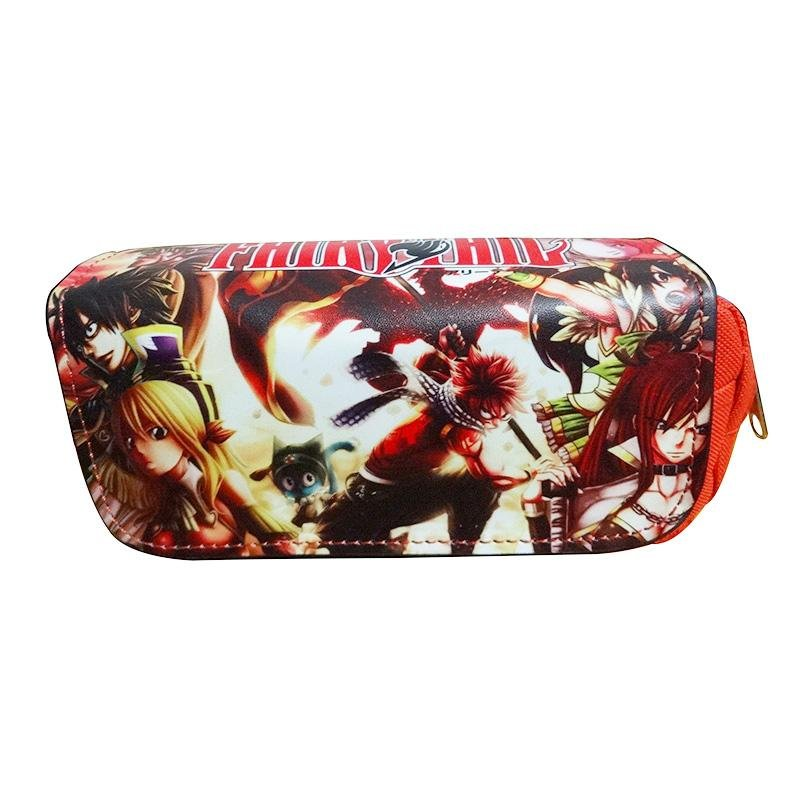 fairy tail printed pencil case adilsons