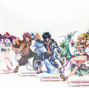 Fairy Tail acrylic Figurines - Adilsons