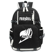 Fairy Tail Backpack of large capacity and excellent quality. - Adilsons