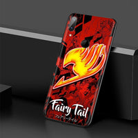Fairy Tail: Case for Xiaomi redmi note 8 8a 7 6 6a 5 5a 4 4x 4a go pro plus prime. - Adilsons