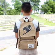 Fairy Tail Logo Backpack - Adilsons