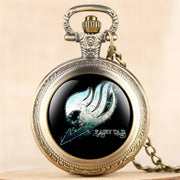 Fairy Tail Logo Pocket Watch - Adilsons