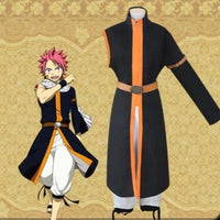 Fairy Tail Natsu Dragneel 1 sleeve cosplay - Adilsons