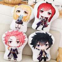 Fairy Tail plushies - Adilsons