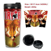 Fairy Tail portable drinking cup - Adilsons