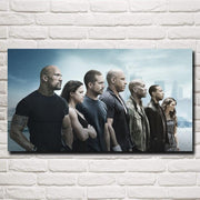Fast and Furious classic posters. - Adilsons
