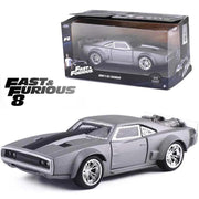 Fast and Furious metal super race cars. - Adilsons