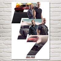 Fast and Furious posters for living room. - Adilsons