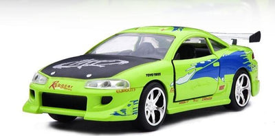 Fast and Furious quality model cars. - Adilsons