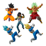 Figure from the world of anime in a set of 5 bright and high-quality pieces. - Adilsons