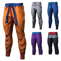 Fitness Dragon Ball pants are bright, light and very high-quality. - Adilsons