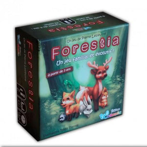 FORESTIA - Card Game - Adilsons