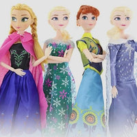 Frozen Characters Figurines - Adilsons