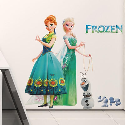 Frozen decoration sticker - Adilsons