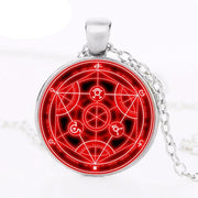 Fullmetal Alchemist Red Purple and Blue accessories. - Adilsons