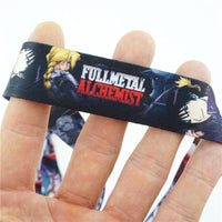 Fullmetal Alchemist strap for mobile phone. - Adilsons